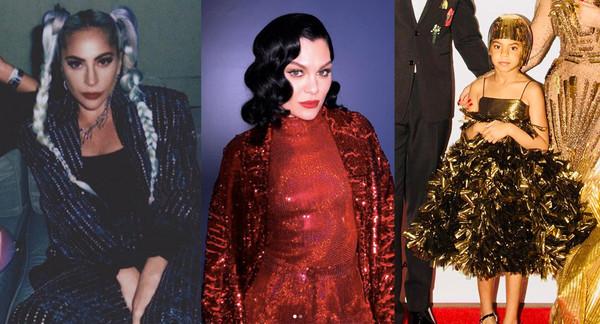 14、Lady Gaga、Jessie J、Beyonce女儿Blue Ivy