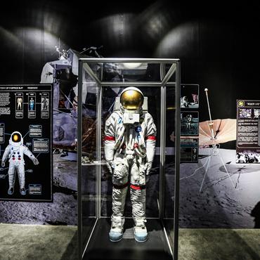 欧米茄亮相《星球奇境》宇宙特展长沙站  邀您共同探索太空传奇