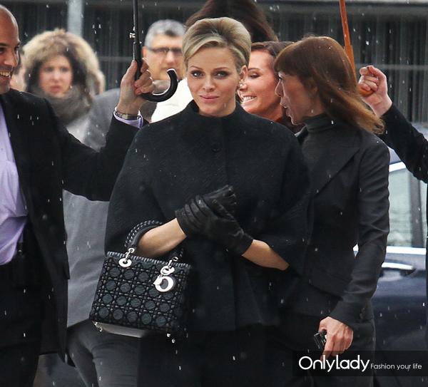 Princess-Charlene-Dior-Lady-Dior-Bag-Main