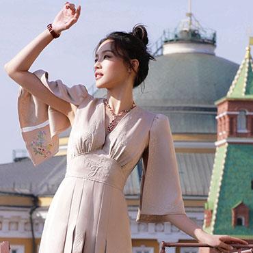 舒淇、Eva Green等众星闪耀亮相  莫斯科BVLGARI宝格丽致敬女性回顾展