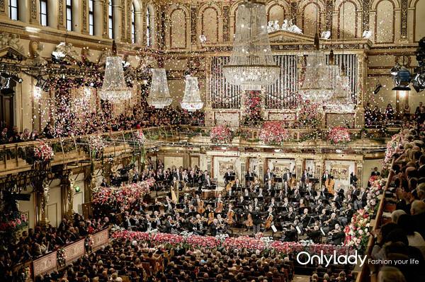 维也纳爱乐乐团新年音乐会