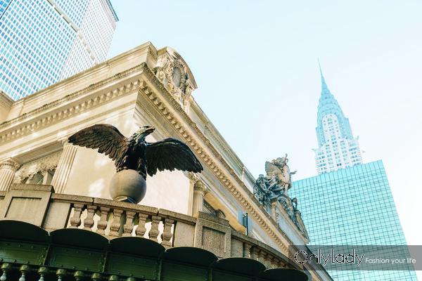 海瑞温斯顿全新New York高级珠宝及腕表系列Eagle系列情景图