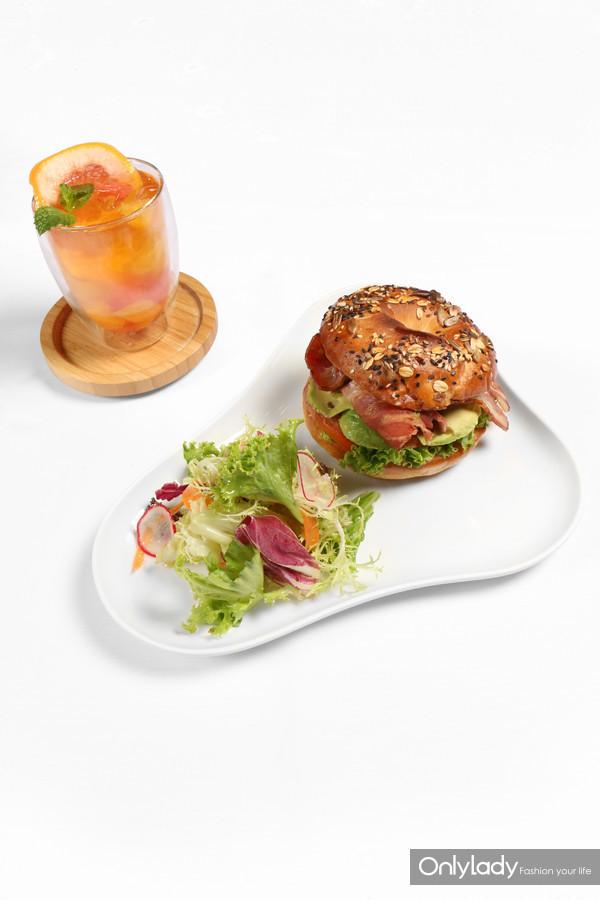 ABC 贝果三明治