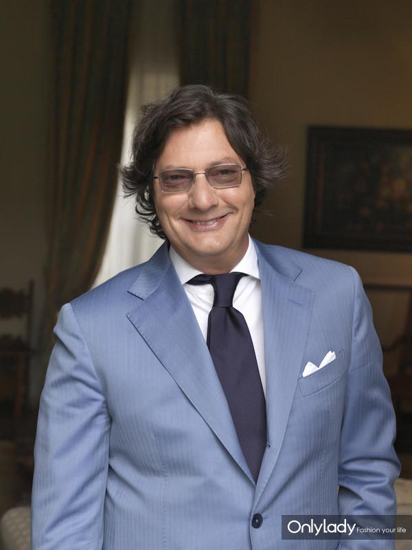Buccellati布契拉提家族传承人-Luca Buccellati先生