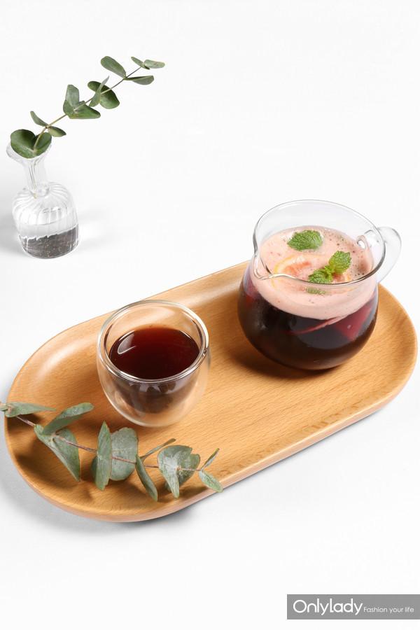 欧洲红果水果茶