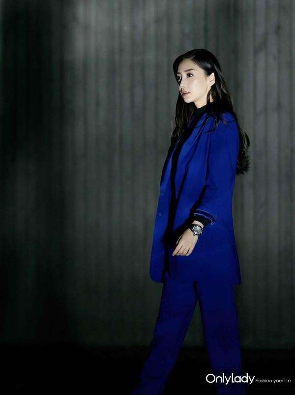 TAG Heuer泰格豪雅品牌大使Angelababy杨颖出演《探索》影像短片
