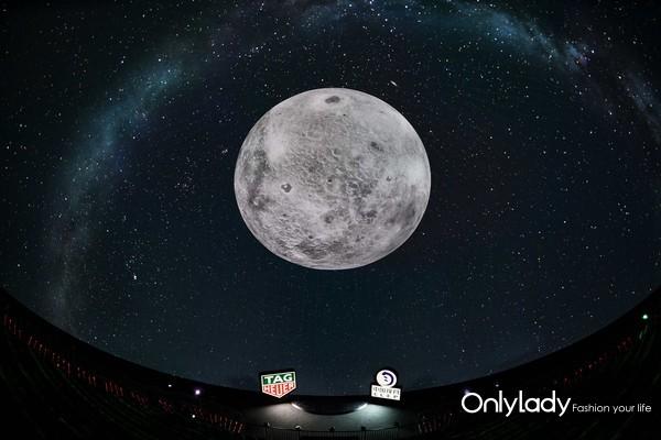 TAG Heuer泰格豪雅助力中国探月工程 探索·月之背面 活动现场