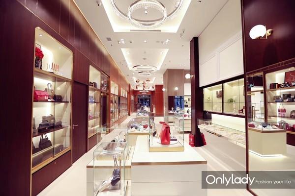 LuxStory中古奢侈品精品店北京坊盛装开业  人气女星宋