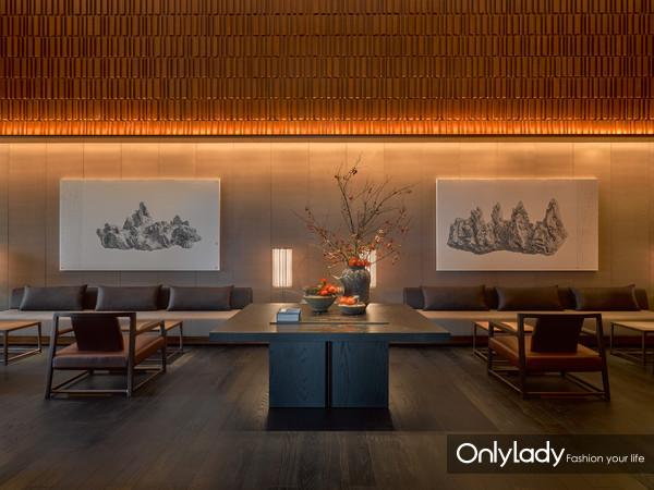 璞尚酒店 - 书廊 PuShang Hotel and Spa - Library