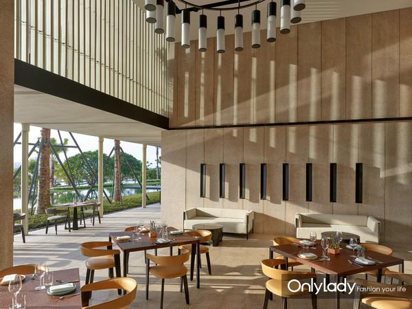 璞尚酒店 - 映虹西餐厅 PuShang Hotel and Spa - Amoy Eatery and Bar