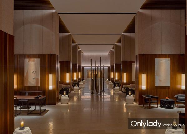璞尚酒店 - 大堂 PuShang Hotel and Spa - Lobby