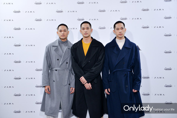 ZARA品牌挚友Luu Brothers