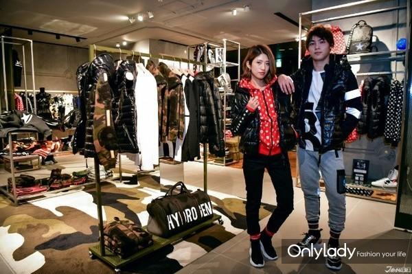 表参道Hills必逛时尚品牌再+1 机能与设计感兼备的HYD