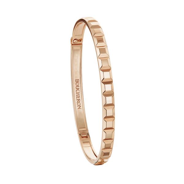 Bracelet Quatre Clou de Paris pink gold