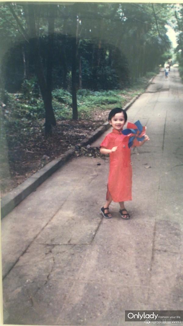 从小生活在江西