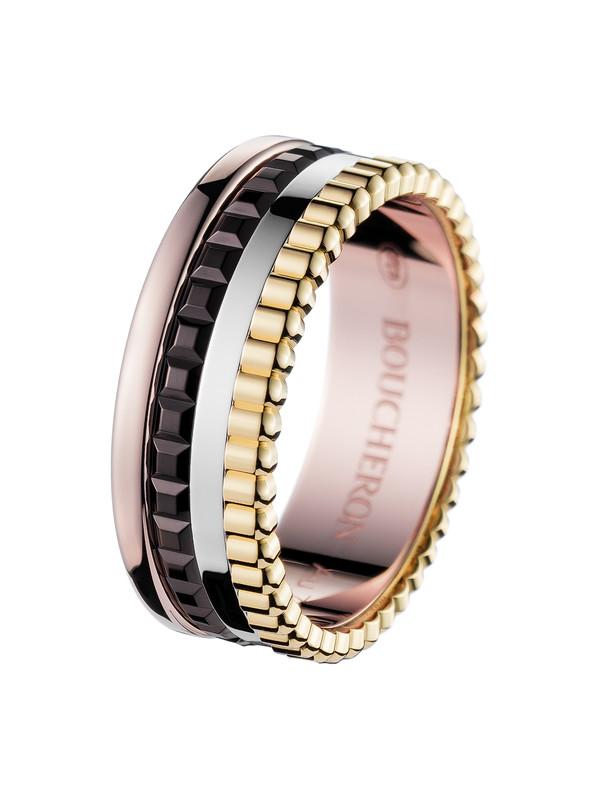 Quatre classic edition small ring