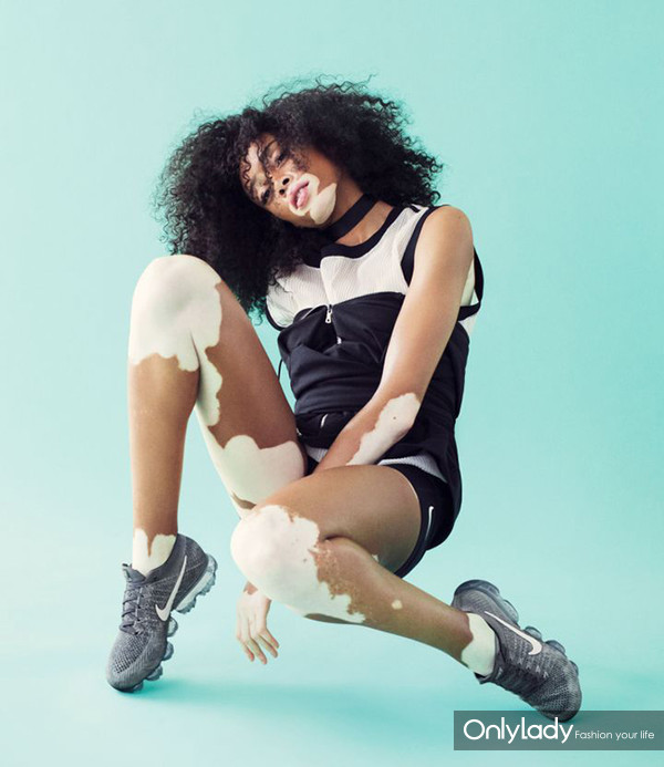 Winnie Harlow Stars in Nikes New Air Vapormax Campaign1