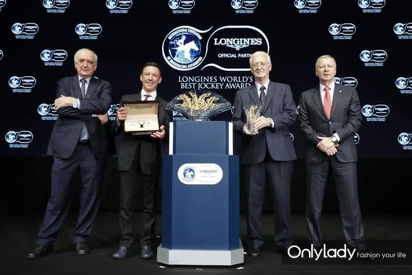 浪琴表全球最佳骑师奖03