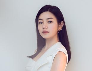 陈妍希清新秀代言 一句话掳获女人心