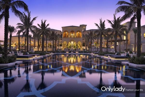 迪拜奥尼乐帕姆酒店1
