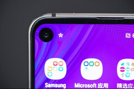 后刘海屏时代 三星Galaxy A8s采用的屏内开孔