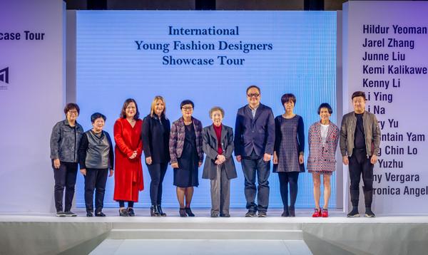 一带一路国际新生代时装设计师巡演,中国珠海最终站划