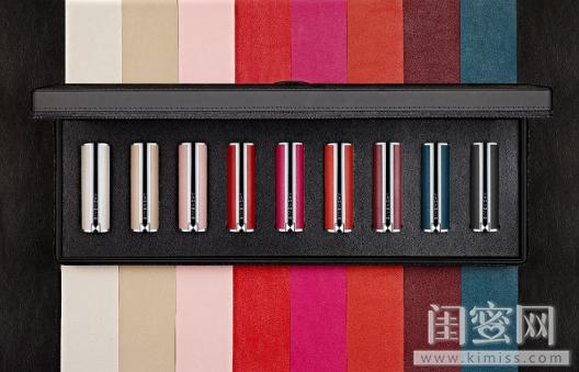 """【新闻稿】Givenchy纪梵希My Rouge""""小羊皮""""限量定制版 南京德基美妆精品店独家首发157"""