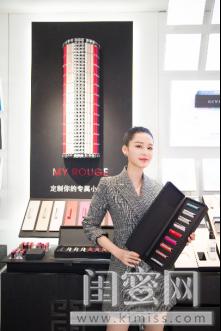 """【新闻稿】Givenchy纪梵希My Rouge""""小羊皮""""限量定制版 南京德基美妆精品店独家首发1114"""