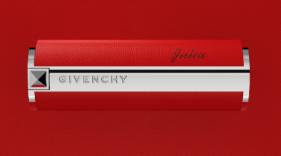 """【新闻稿】Givenchy纪梵希My Rouge""""小羊皮""""限量定制版 南京德基美妆精品店独家首发1332"""