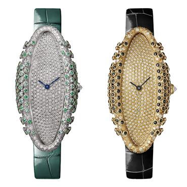 精湛工艺邂逅超凡创意  Cartier Libre系列腕表新作亮相2019日内瓦国际高级钟表展