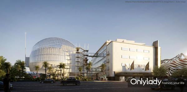 美国影艺学院博物馆将是全球首个专注于探索电影及电影制作艺术与科学的机构。