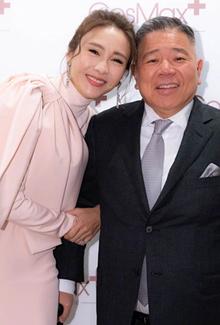 退出娱乐圈10年,成身价10亿CEO,48岁的黎姿依然灿若玫瑰!