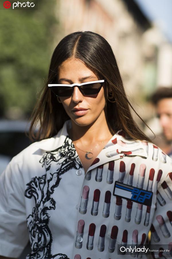 时尚博主 blogger Gilda Ambrosio