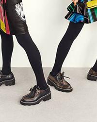 路易威登推出三款风格大胆而百搭的设计,为2019秋冬女士鞋履系列确立基调
