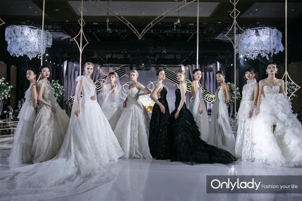 """西安丽思卡尔顿酒店特别呈现 """"回归优雅""""时尚婚礼秀"""