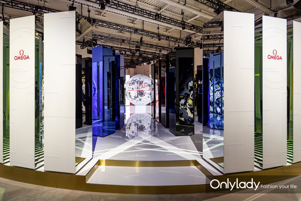 7. Planet OMEGA Exhibition