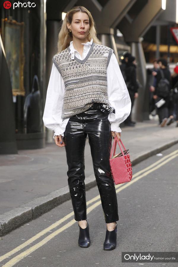 时尚博主 blogger Irina Lakicevic