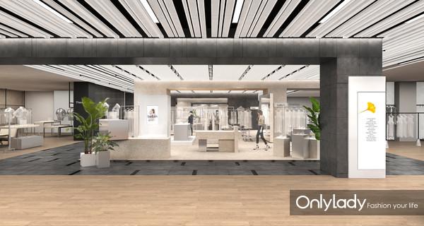 上海芮欧百货将于八月揭幕焕新升级后的三楼中庭 (1)