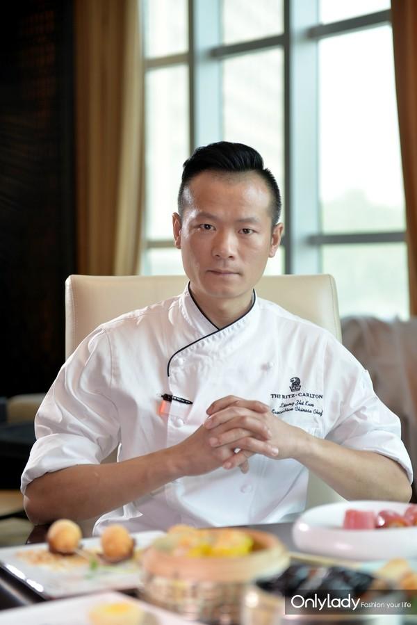 北京金融街丽思卡尔顿酒店中餐行政总厨粤厨梁志坤