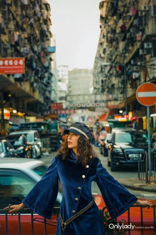 《未尘》系列摄影展香港城市作品