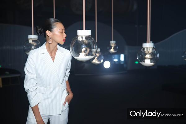 万宝龙全新女士腕表全球首发盛典 现场女性DJ