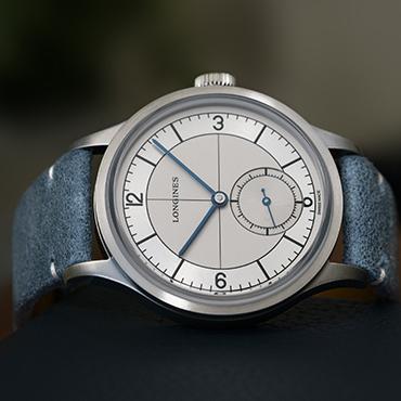 浪琴表推出新款经典复刻系列腕表:重返1930年代