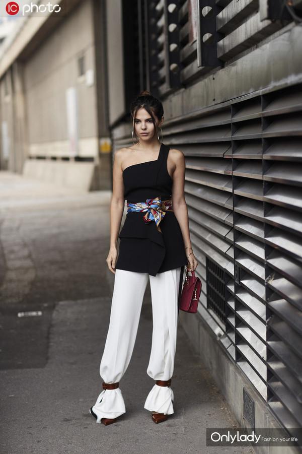 时尚博主 Blogger Doina Ciobanu