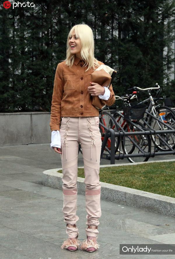 时尚博主 blogger Linda Tol