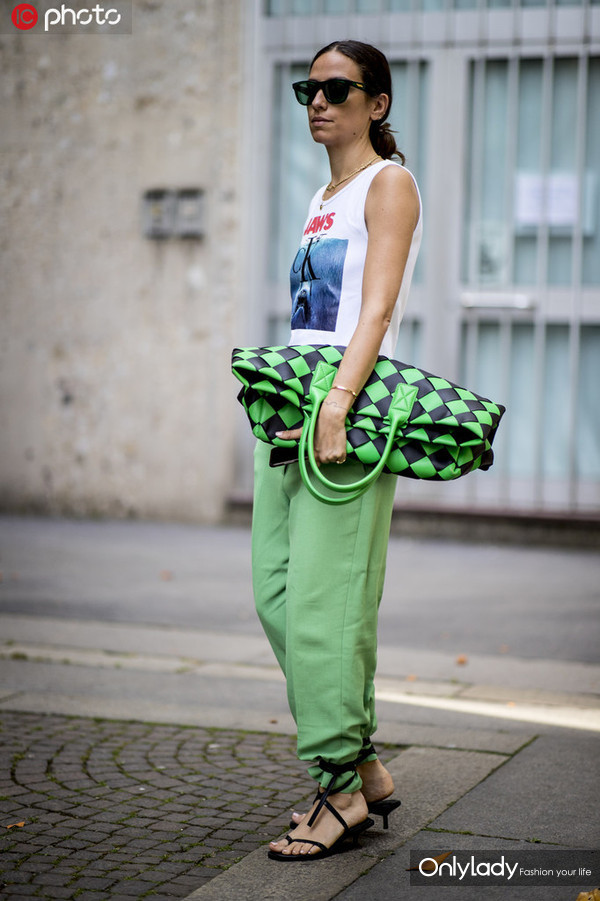 时尚博主 Erika Boldrin