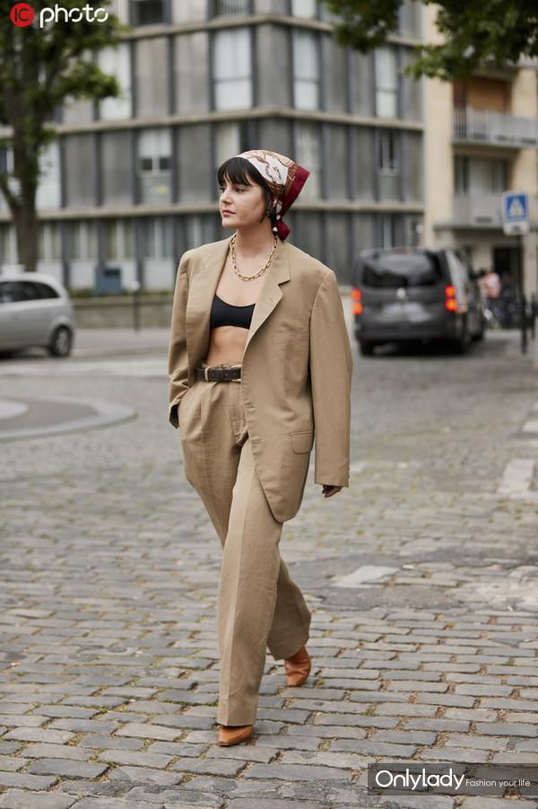 时尚博主 Maria Bernad