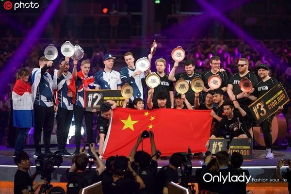 """2018""""绝地求生""""全球邀请赛:中国俱乐部OMG成功吃鸡"""