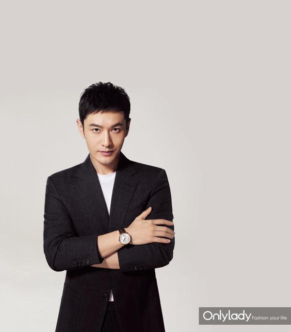 图15:黄晓明、刘亦菲天梭表全新平面广告形象揭晓