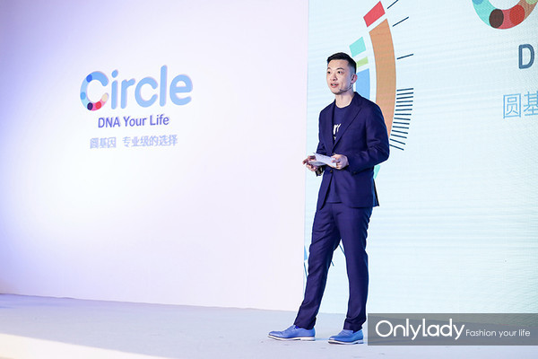 Prenetics CEO兼联合创始人杨圣武先生