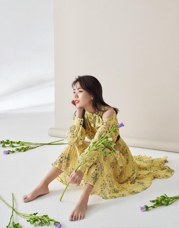 【blossom youth专题】蒋方舟-蓝风铃(小图待更新)
